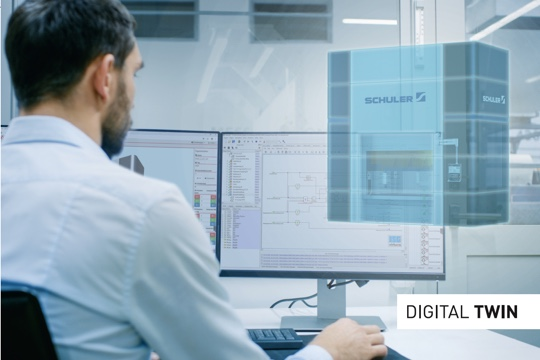 Technisch ist der Digital Twin eine Hardware-in-the-Loop (HiL)-Simulation